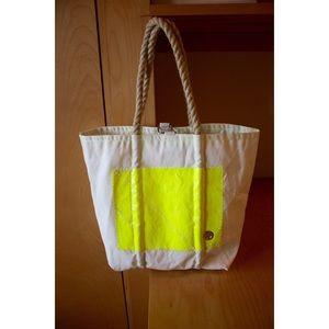 J.Crew ⚓️ Angela Adams Sea Tote Bag